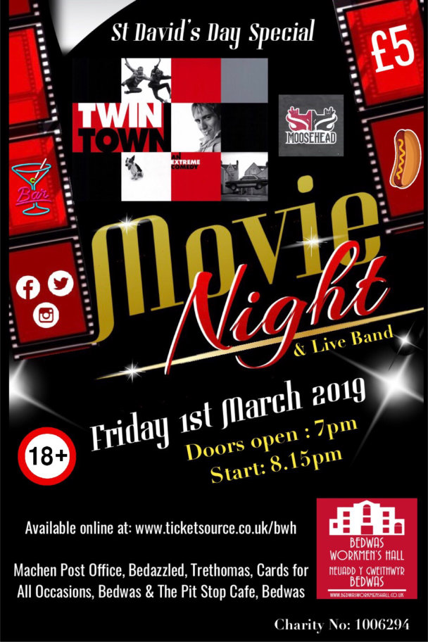 Twin Town special St David's Day screening