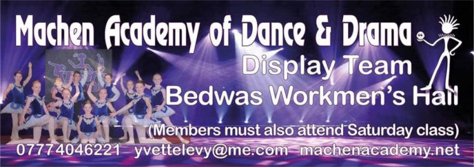 Machen Academy of Dance and Drama